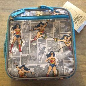 NEW Wonder Woman Lunch Bag